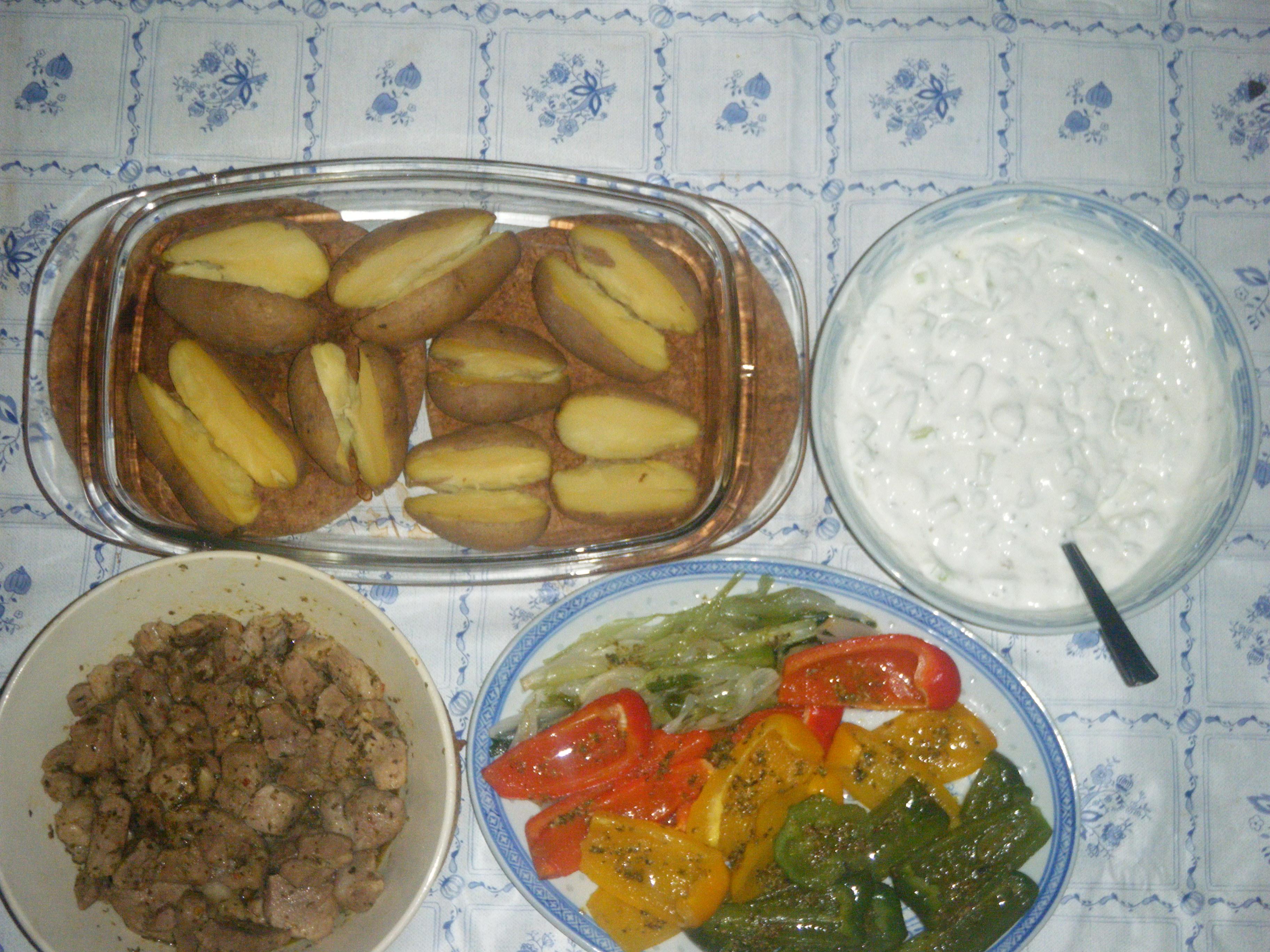 Abendessen!